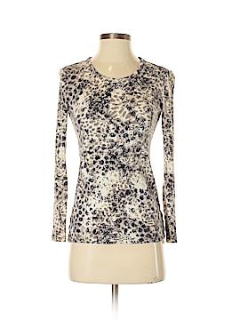 Daisy Fuentes Long Sleeve T-Shirt Size S