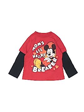 Disney Long Sleeve T-Shirt Size 2T