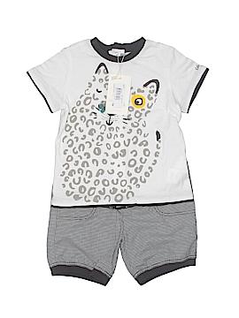 Catimini Short Sleeve T-Shirt Size 2