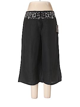Larry Levine Linen Pants Size 14