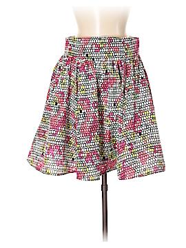 Nanette Lepore Silk Skirt Size 8