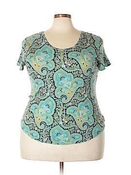 Ann Taylor LOFT Short Sleeve T-Shirt Size XXL