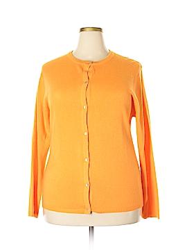 Sherry Taylor Cardigan Size 1X (Plus)