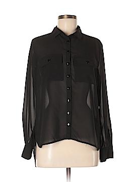 Covet Long Sleeve Blouse Size M