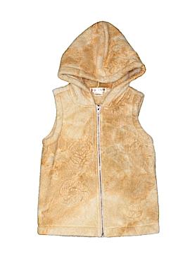 Ragdoll & Rockets Faux Fur Vest Size S (Kids)