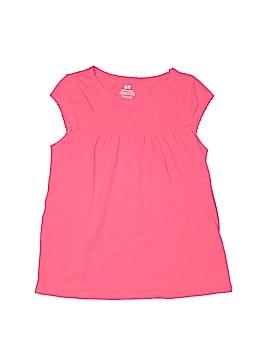 H&M Sleeveless T-Shirt Size 7 - 8