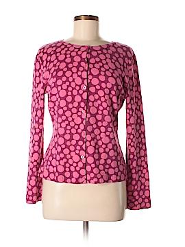 Garnet Hill Cashmere Cardigan Size M
