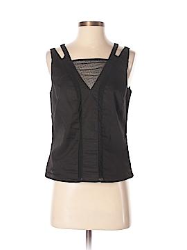 Ava & Aiden Sleeveless Blouse Size S