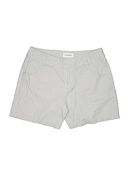 St. John's Bay Khaki Shorts Size 8