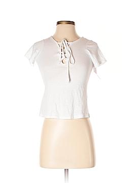So Nikki... Short Sleeve Top Size S