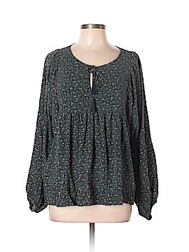 Denim & Supply Ralph Lauren Long Sleeve Top Size XL