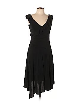 BCBGMAXAZRIA Casual Dress Size L (Petite)