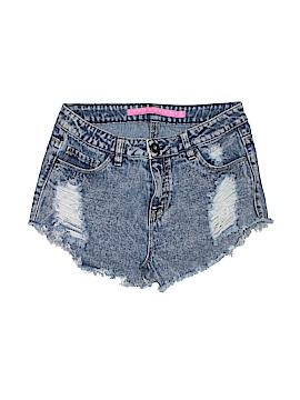 Tinseltown Denim Shorts Size 6