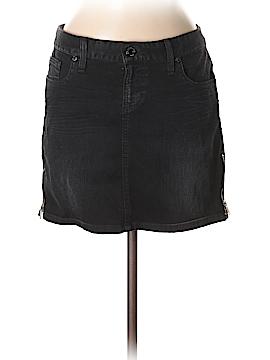 Guess Jeans Denim Skirt Size 28 (Plus)