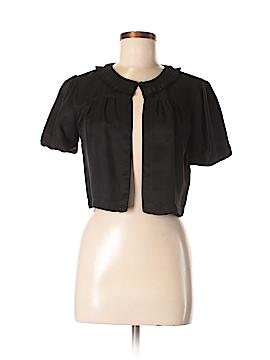 Ella Moss Short Sleeve Blouse Size M