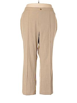 Catherines Dress Pants Size 30w (Plus)