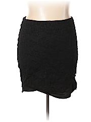 Ava & Viv Women Casual Skirt Size 1X (Plus)