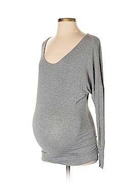 Liz Lange Maternity for Target Long Sleeve Top Size XS (Maternity)