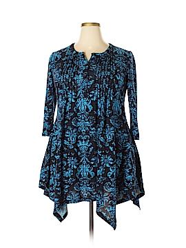 Ice Silk Casual Dress Size XXL