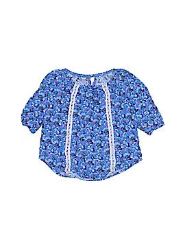 Xhilaration 3/4 Sleeve Blouse Size 4 - 5