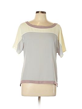 Cooper & Ella Short Sleeve Blouse Size M