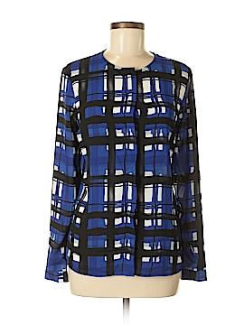 Eva Longoria Long Sleeve Blouse Size M