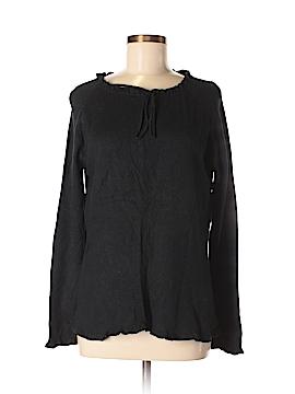Studio M Silk Pullover Sweater Size M