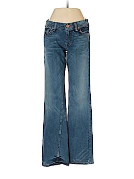 Armani Exchange Jeans Size 4 SHORT
