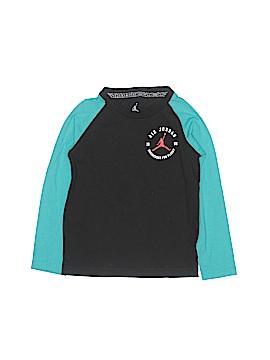 Jordan Long Sleeve T-Shirt Size 5