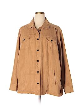Croft & Barrow Jacket Size 3X (Plus)