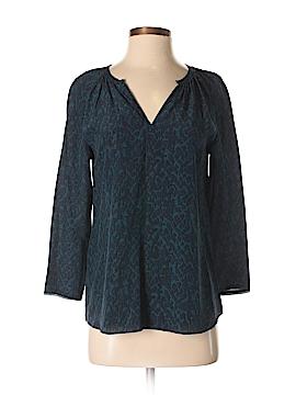 Comptoir des Cotonniers 3/4 Sleeve Silk Top Size XS