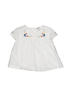 Baby B'gosh Short Sleeve Blouse Size 18 mo
