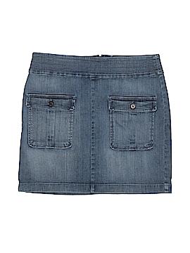 Ann Taylor LOFT Denim Skirt Size 30 (Plus)