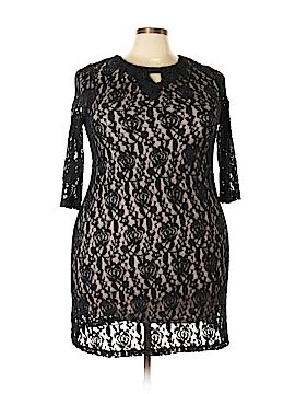 Taylor Casual Dress Size 16 (Plus)