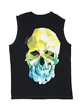 Faded Glory Sleeveless T-Shirt Size 10 - 12