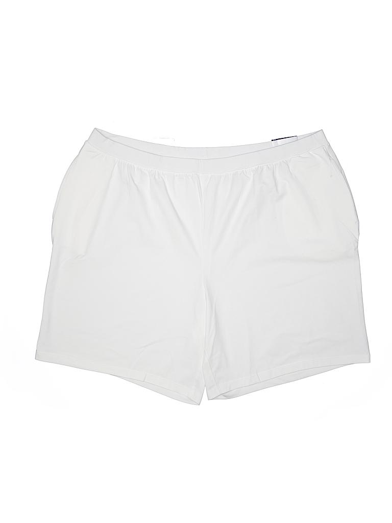 Catherines Women Shorts Size 4X (Plus)