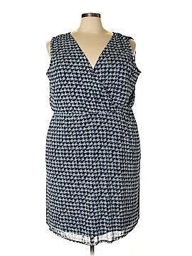 Lane Bryant Casual Dress Size 22/24 Plus (Plus)