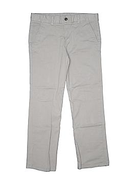Chaps Khakis Size 12 (Husky)