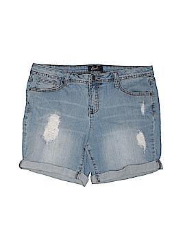 Earl Jean Denim Shorts Size 14 (Petite)