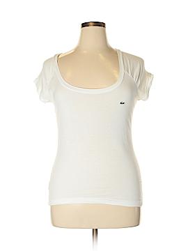 Lacoste Short Sleeve T-Shirt Size 46 (EU)