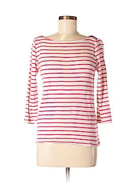 Ann Taylor Factory 3/4 Sleeve T-Shirt Size S