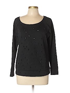 Bar III Sweatshirt Size L