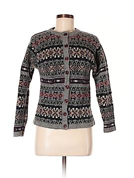 Crystal-Kobe Wool Cardigan Size M
