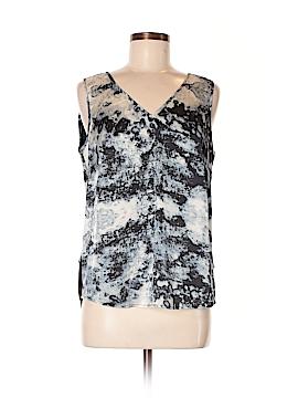 Eva Longoria Sleeveless Blouse Size M