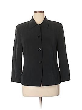 Josephine Chaus Silk Blazer Size 16