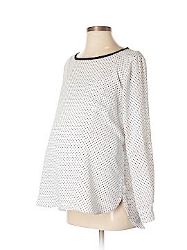 Ann Taylor LOFT Long Sleeve Blouse Size XS (Maternity)