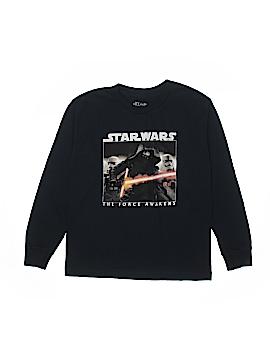 Star Wars Long Sleeve T-Shirt Size M (Kids)