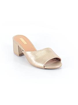 Qupid Mule/Clog Size 7 1/2