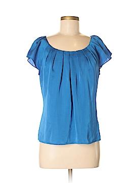 Violet & Claire Short Sleeve Blouse Size M