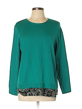 J.jill Pullover Sweater Size L (Petite)